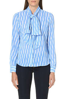 MICHAEL KORS Bow blouse