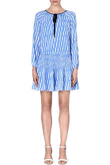 MICHAEL MICHAEL KORS Abstract crepe dress