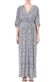 MICHAEL KORS Printed maxi dress