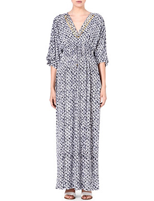 MICHAEL MICHAEL KORS Printed maxi dress
