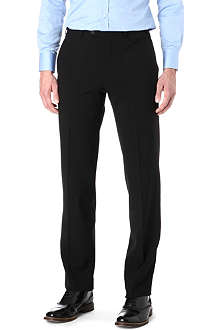 ARMANI Stretch-wool trousers