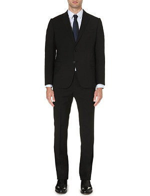 ARMANI Wool two-button suit