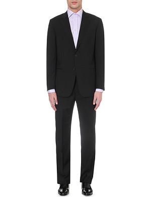 ARMANI COLLEZIONI Giorgio single-breasted wool suit