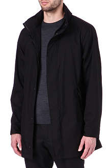ARMANI Zip-up coat