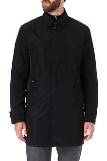 ARMANI Tailored raincoat