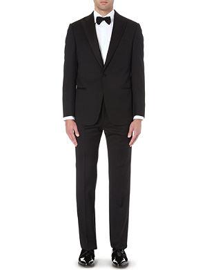 ARMANI COLLEZIONI Formal wool suit
