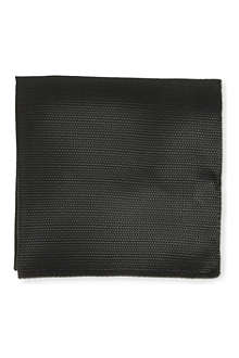 ARMANI COLLEZIONI Mini triangle pocket square