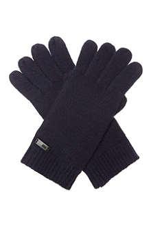 ARMANI COLLEZIONI Cashmere gloves
