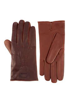 ARMANI COLLEZIONI Leather gloves