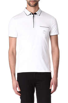 ARMANI Logo polo shirt