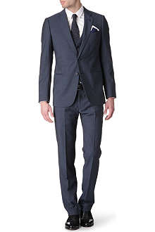 ARMANI Metropolitan three-piece suit