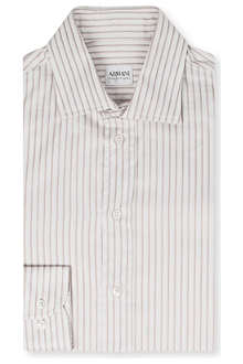 ARMANI Wide stripe shirt