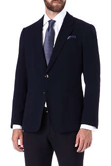 ARMANI Slim-fit wool blazer