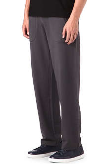 ARMANI Stretch-jersey jogging bottoms
