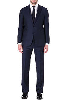 ARMANI COLLEZIONI Single-breasted evening suit
