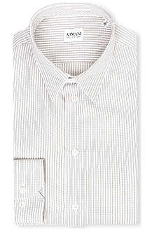 ARMANI Dash striped shirt