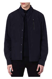 ARMANI Water-repellent windbreaker