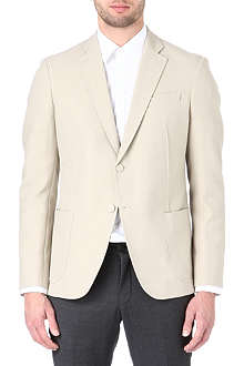 ARMANI Cotton twill jacket