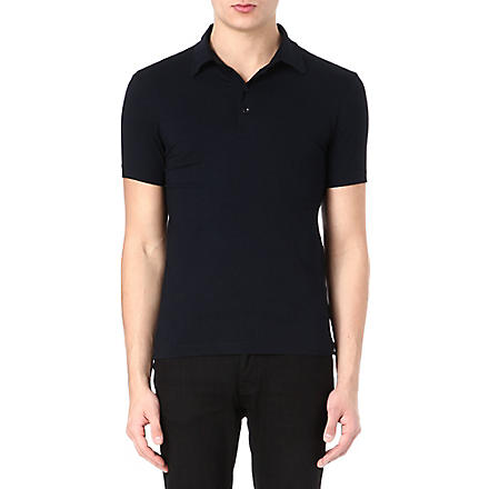 ARMANI Polo shirt (Navy