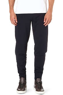 ARMANI Cotton-blend sweatpants