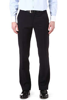 ARMANI Wool core gio trousers