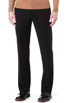 ARMANI Wool trousers