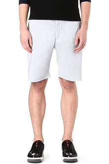 ARMANI Stretch-cotton shorts