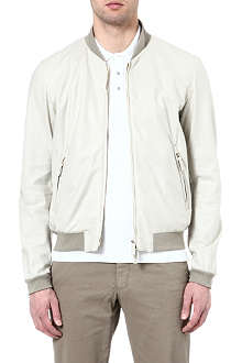 ARMANI Out bomber jacket