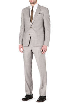 ARMANI Giorgio single-breasted wool suit