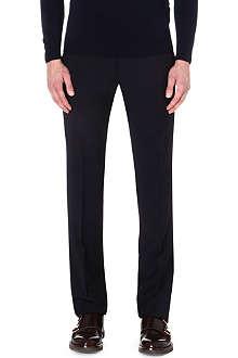 ARMANI COLLEZIONI Wool trousers