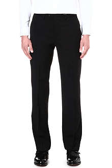 ARMANI COLLEZIONI Gio regular-fit straight-leg trousers