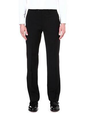 ARMANI COLLEZIONI Gio regular-fit straight-leg trousers