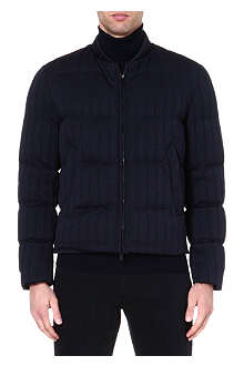 ARMANI COLLEZIONI Quilted padded jacket