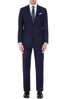 ARMANI COLLEZIONI Giorgio pinstripe suit