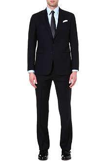 ARMANI COLLEZIONI Giorgio jacquard suit