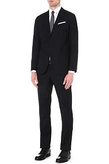 ARMANI COLLEZIONI Metropolitan stripe suit