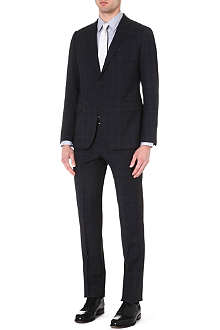 ARMANI COLLEZIONI Metropolitan Glen Check suit