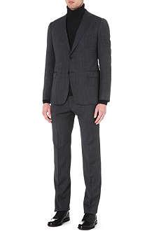 ARMANI COLLEZIONI Metropolitan dogtooth suit