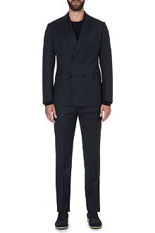 ARMANI COLLEZIONI Metropolitan double-breasted suit