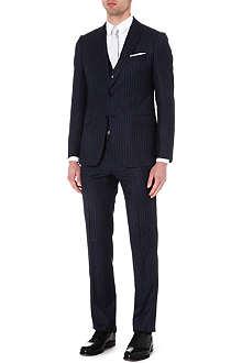 ARMANI COLLEZIONI Metropolitan three-piece suit