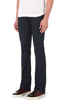 ARMANI COLLEZIONI J08 regular-fit straight jeans