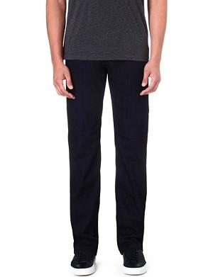 ARMANI COLLEZIONI J15 regular-fit straight jeans