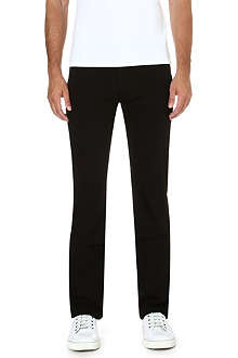 ARMANI COLLEZIONI J15 regular-fit straight jeans