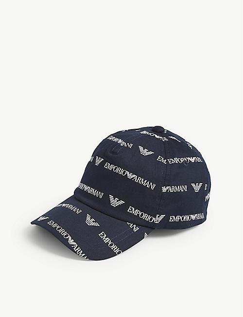 EMPORIO ARMANI - Hats - Accessories - Mens - Selfridges  388881f0174