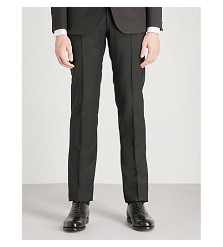 EMPORIO ARMANI Emporio Armani tuxedo trousers (Black