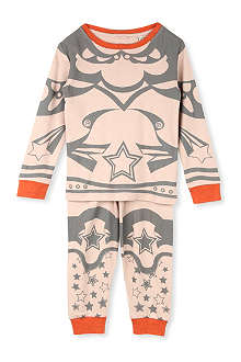 STELLA MCCARTNEY Andrea Butterfly pyjama set 3-14 years