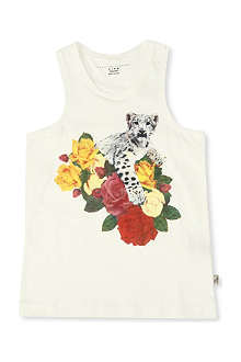 STELLA MCCARTNEY Valentine floral vest 3-14 years