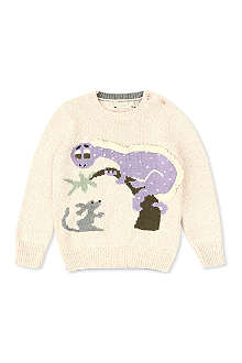 STELLA MCCARTNEY Dinosaur jumper 3-8 years