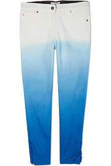 STELLA MCCARTNEY Nina Ombre slim jeans 3-14 years