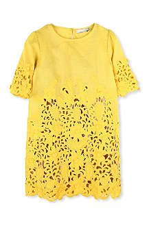 STELLA MCCARTNEY Harper Broderie Anglaise dress 4-14 years